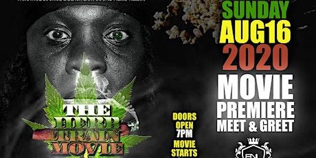 The Herb Train Movie Premiere Meet & Greet tickets