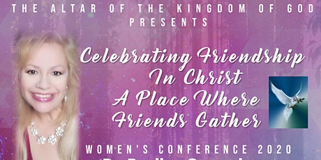 The Altar of the Kingdom of God Women's Conference 2020 tickets