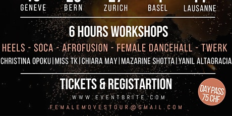 FEMALE MOVES TOUR tickets