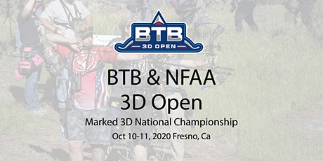 Break the Barriers & amp; NFAA 3D Open/NFAA Marked 3D National Championship tickets