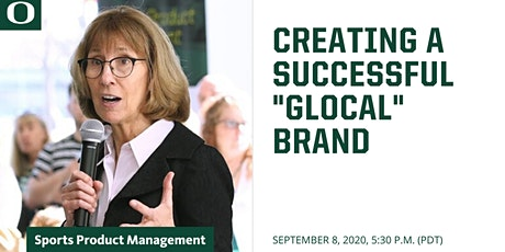 """Creating a  Successful """"Glocal"""" Brand tickets"""