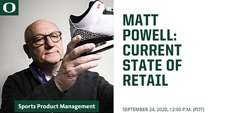 Industry Expert, Matt Powell, discusses the Current State of Sports Retail entradas
