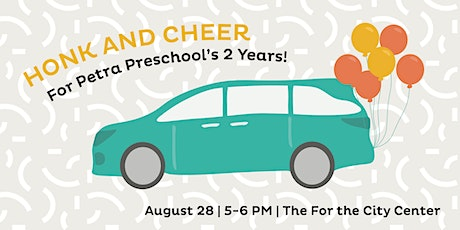 Honk and Cheer for Petra's 2 Year! tickets