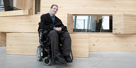 DLI Briefing  with Prof Simon Darcy - disability entrepreneurship research tickets