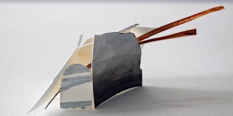 Paper Day! Studio Visit w Zoë Cohen & Cutting/Folding/Weaving w Magazines biglietti