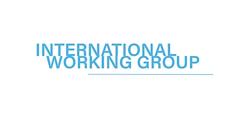 International Working Sessions tickets