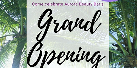 Grand Opening Soiree' tickets