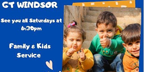 GT WINDSOR - FAMILY SERVICE FOR KIDS tickets