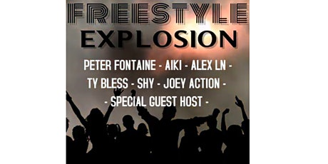 DETROIT FREESTYLE EXPLOSION CONCERT tickets