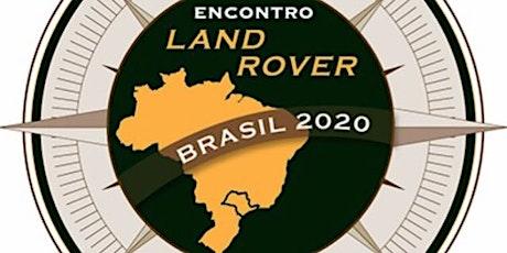 LRB 2020 -  Encontro Land Rover Brasil - São Paulo ingressos