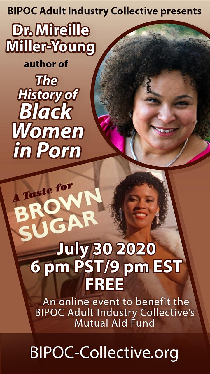 The History of Black Women in Porn image