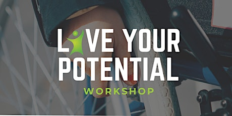 Live Your Potential Workshop - 26 August 2020 tickets
