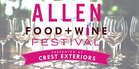 2nd Annual Allen Food + Wine Festival  tickets