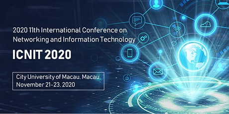 2020 11th International Conference on Networking and Information Technology tickets