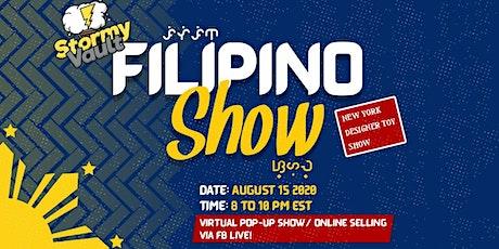 Stormy Vault's Filipino Show - New York Designer Toys tickets