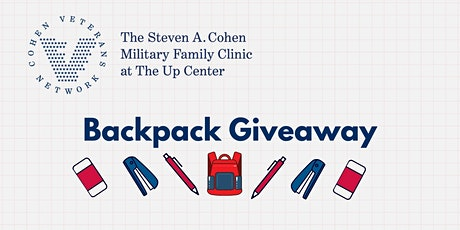 Back Pack Give Away tickets