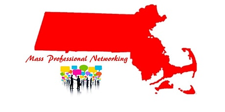 August Virtual Business Networking Event w/ Mass Professional Networking tickets