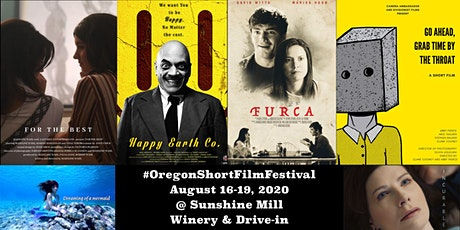 Oregon Short Film Festival Summer 2020 tickets