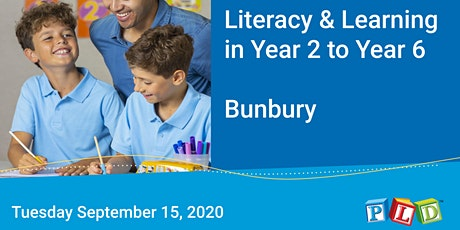 Literacy in Learning in Year 2 to Year 6 (Bunbury) tickets