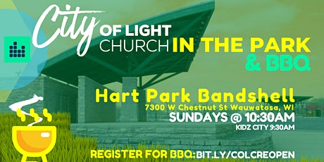 City of Light Church In The Park & BBQ tickets