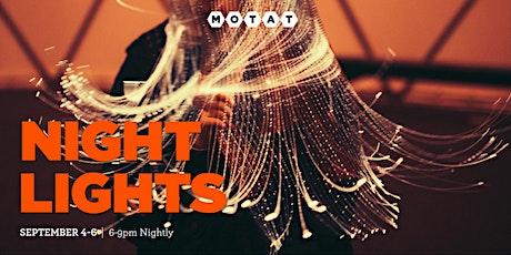 Night Lights at MOTAT tickets