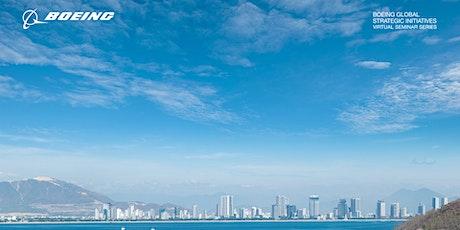 Boeing Global Strategic Initiatives Virtual Seminar Series - COVID-19: Navi tickets