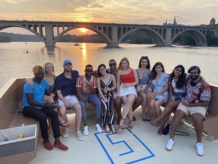 Birthday Sunset Open Bar Cruise image