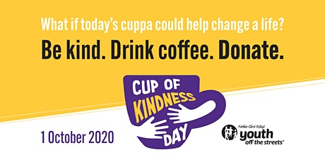 Cup Of Kindness Day tickets