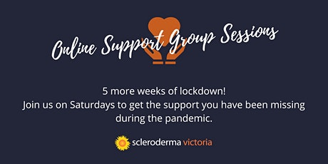 Online Support Group Session - Week 5 tickets