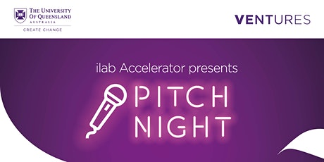 ilab Accelerator Pitch Night tickets
