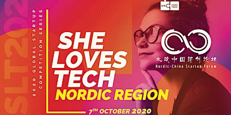 She Loves Tech - 2020 Global Startup Competition Series tickets
