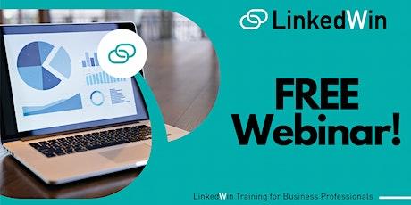 LinkedWin! - FREE Webinar tickets