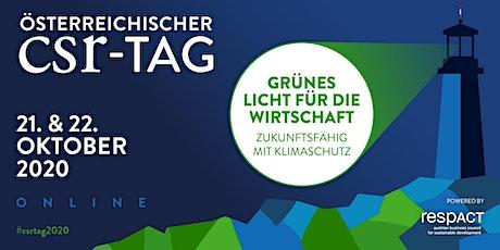 CSR-Tag 2020 tickets