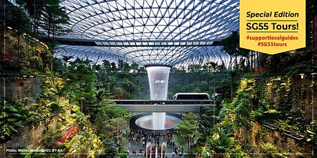 Changi Airport & The Jewel Connection - #SG55 Special Tour Edition tickets