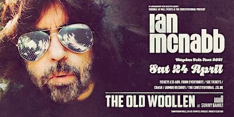 Ian McNabb tickets