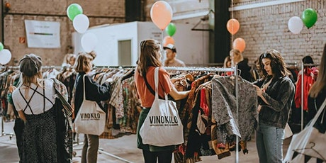 Vintage Kilo Pop Up Store • Hamburg • VinoKilo Tickets