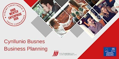 Cynllunio Busnes (Rhan 2) | Business Planning (Part 2) tickets