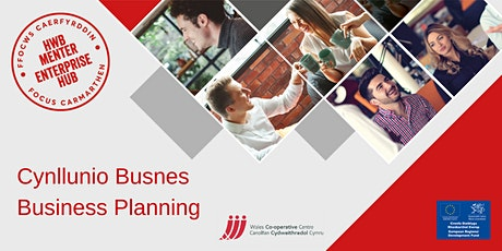 Cynllunio Busnes (Rhan 1)| Business Planning (Part 1) tickets