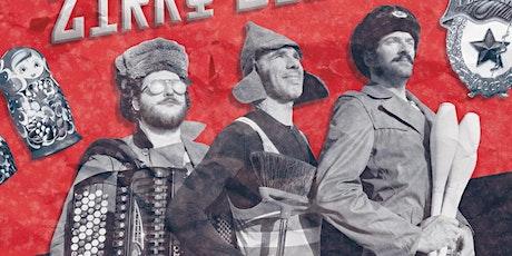 Akkademia da Zirko Bobosky biglietti