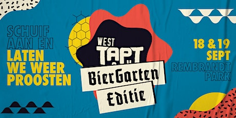 West TAPT | Biergarten Editie 2020 tickets