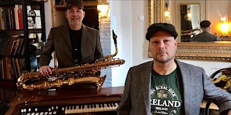 Leidse Geluiden Chasin' the Hammond presents: Schwab & Ebing tickets