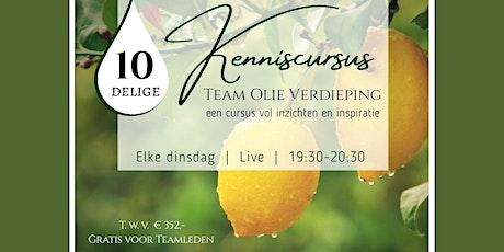 Kenniscursus - 25 augustus 2020 - Dieren tickets