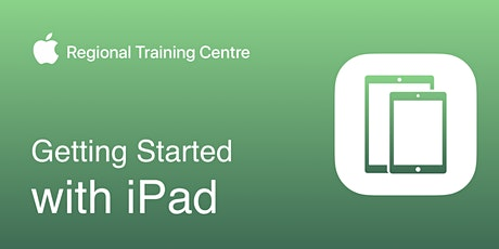 Getting Started with iPad tickets