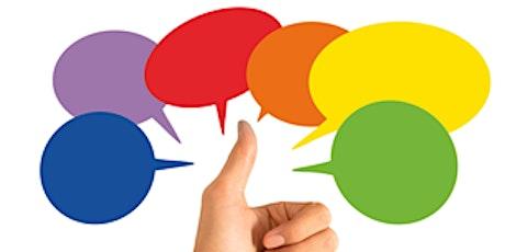 Spanish Speaking & Listening Workshop – Upper Intermediate (B2) biglietti