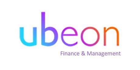 Ubeon Finance - Kosteloze klankbordsessie - zowel online als offline tickets