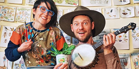 Children's Week 2020: Fermenting veggies with Formidable Vegetable tickets
