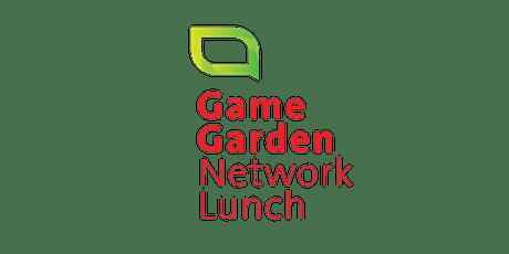 Dutch Game Garden Network Lunch Online - September tickets