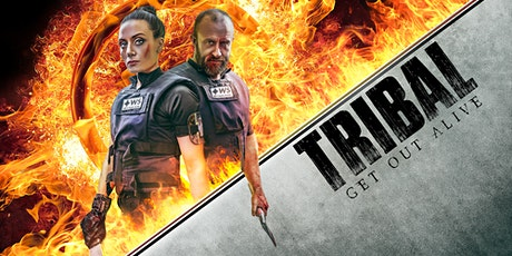 TRIBAL GET OUT ALIVE - UK PREMIERE ONLINE SCREENING tickets