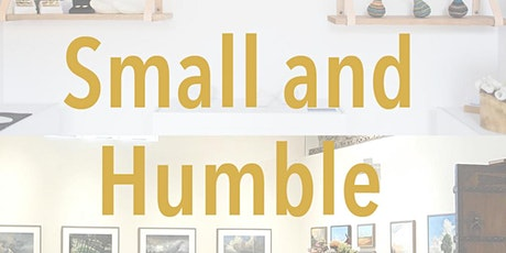 Small and Humble – GOST Group Exhibition tickets