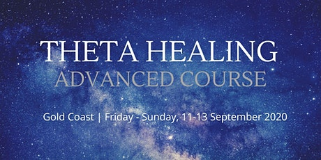 Theta Healing Advanced Course tickets